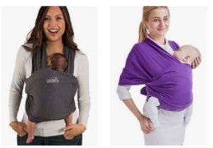 Les particularités de l'écharpe de portage CuddleBug : les points forts